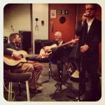 J Tom Mike Rehearsing